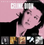 celine dion - original album classics - cd