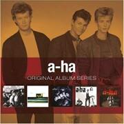 a-ha - original album series - cd