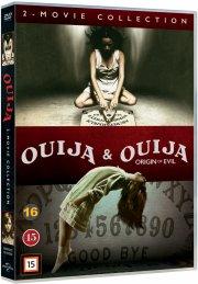 ouija 1 // ouija 2: origin of evil - DVD