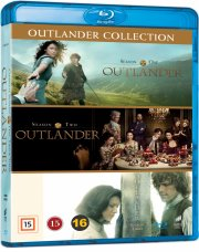 outlander - sæson 1-3 - box set - Blu-Ray