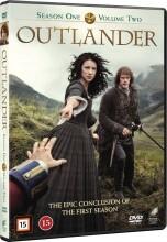 outlander - sæson 1 - volume 2 - DVD