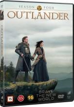 outlander - sæson 4 - DVD