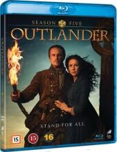 outlander - sæson 5 - Blu-Ray