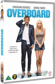 overboard - 2018 - DVD