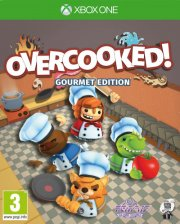 overcooked: gourmet edition - xbox one