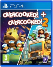 overcooked + overcooked 2 double pack - PS4