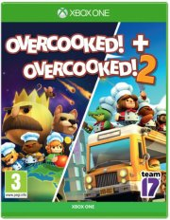 overcooked + overcooked 2 double pack - xbox one