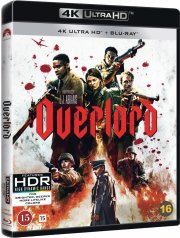 overlord - 4k Ultra HD Blu-Ray