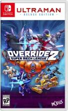 override 2: ultraman deluxe edition - Nintendo Switch