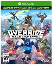 override: mech city brawl - super charged mega edition - xbox one