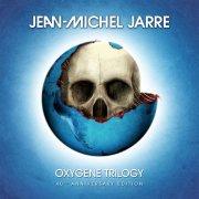 jean-michel jarre - oxygene trilogy - 40th anniversary edition - cd