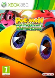 pac-man and the ghostly adventures hd  - xbox 360