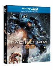 pacific rim  - 3D Blu-Ray + Blu-Ray