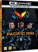 pacific rim 2 - uprising - 4k Ultra HD Blu-Ray
