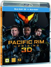 pacific rim 2 - uprising - 3D Blu-Ray