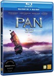 pan - 3D Blu-Ray