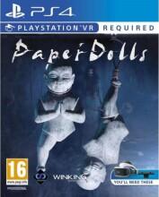 paper dolls (psvr) - PS4