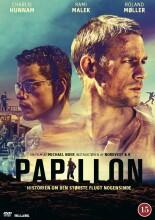 papillon - 2017 - DVD
