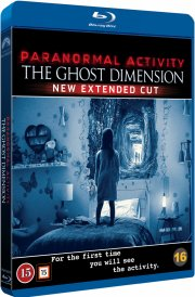 paranormal activity 5: the ghost dimension - Blu-Ray