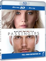 passengers - 2016 - 3D Blu-Ray