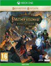 pathfinder: kingmaker definitive edition - xbox one