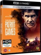 patrioternes spil / patriot games - 4k Ultra HD Blu-Ray