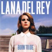 lana del rey - born to die - cd