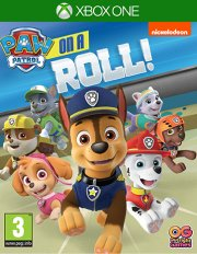 paw patrol: on a roll - xbox one