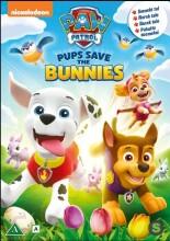 paw patrol: pups save the bunnies - DVD
