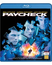 paycheck - Blu-Ray