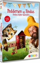 peddersen og findus - findus flytter hjemmefra - DVD