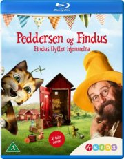 peddersen og findus - findus flytter hjemmefra - Blu-Ray