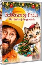 peddersen og findus - den bedste jul nogensinde - DVD