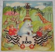 ole bidstrup - pelle gryntegris i zoo - cd