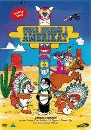 pelle haleløs i amerikat - 1985 - DVD