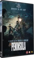 peninsula - 2020 - DVD