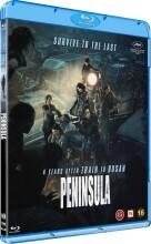 peninsula - 2020 - Blu-Ray