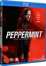 peppermint - Blu-Ray