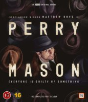 perry mason - sæson 1 - Blu-Ray