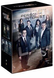 person of interest - sæson 1-5 - DVD