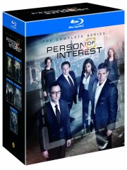 person of interest - sæson 1-5 - Blu-Ray