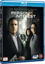 person of interest - sæson 1 - Blu-Ray