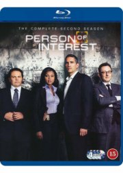 person of interest - sæson 2 - Blu-Ray