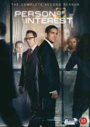 person of interest - sæson 2 - DVD