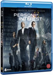 person of interest - sæson 4 - Blu-Ray