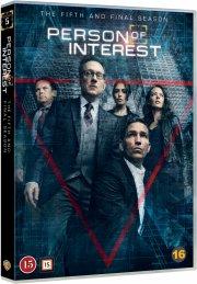 person of interest - sæson 5 - DVD