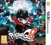 persona q2: new cinema labyrinth - nintendo 3ds