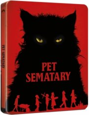 pet sematary - 2019 - steelbook - Blu-Ray
