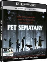 pet sematary - 2019 - 4k Ultra HD Blu-Ray