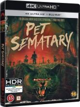 pet sematary / ondskabens kirkegård - 4k Ultra HD Blu-Ray